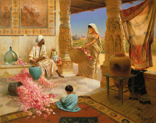 The Perfume Makers by Rodolphe Ernst
