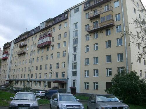 Гжатская ул. 9