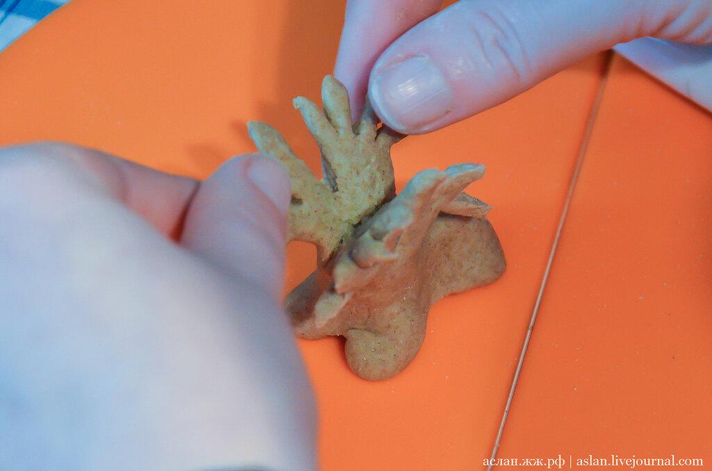 Как делают архангельские пряники - козули
