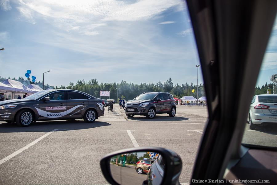 Юбилей завода Ford