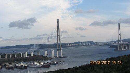 мост через Босфор Восточный