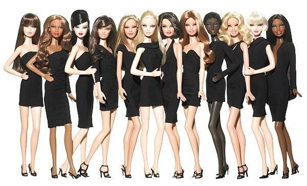 На тему маленькое черное платье