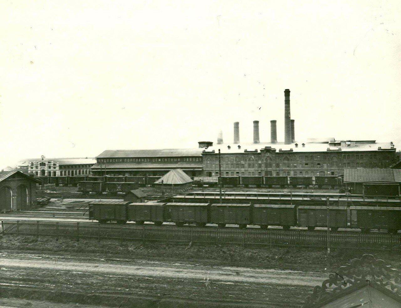 03. Внешний вид зданий завода