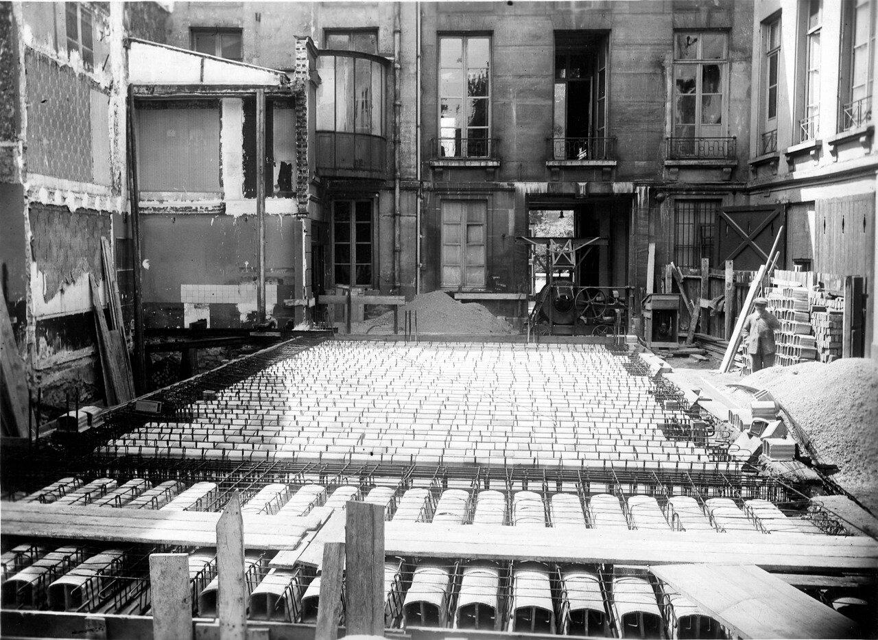 1938. Отель Вильруа