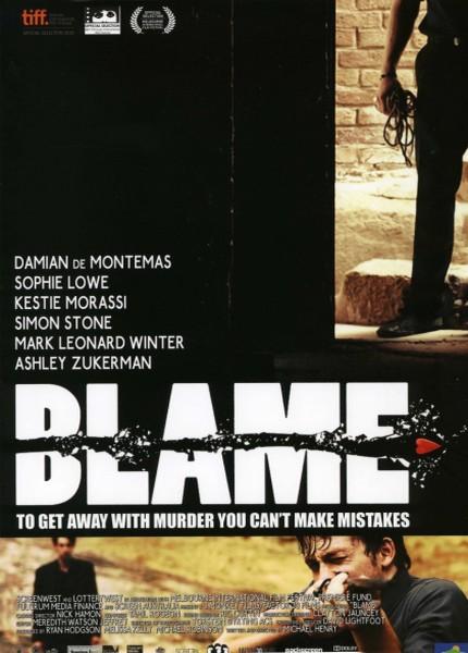 Обвинение / Стыд / Blame (2010) DVDRip