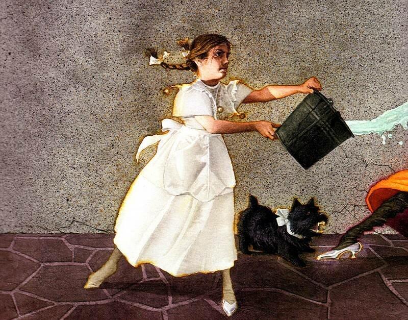 Таинственные и мистические миры кота