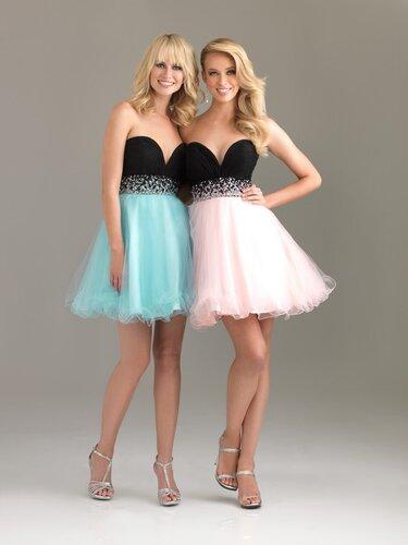 Вечерние платья для подростков