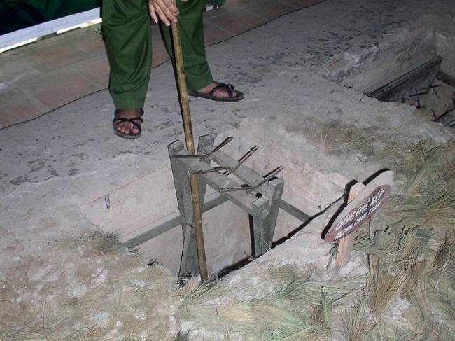 0 7aafc 4b52b21d orig Тоннели и ловушки вьетнамских партизан