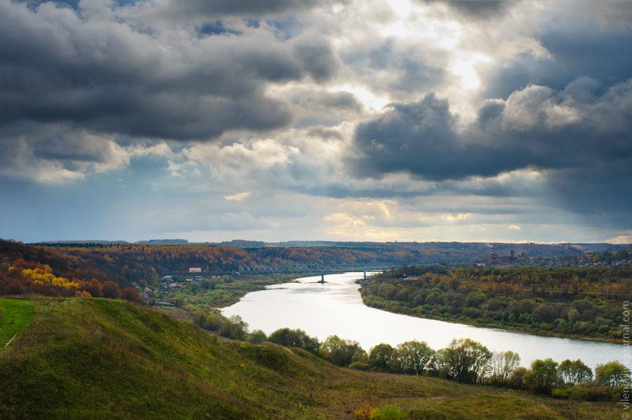 вот выясняется, город алексин тульская область фото октября