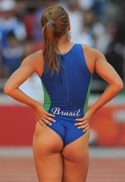 Спортсменка в стрингах фото 471-500