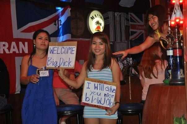 Друг поехал в Таиланд