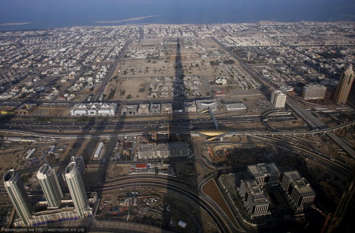 Burj Dubai: Hцchstes Haus wird eingeweiht