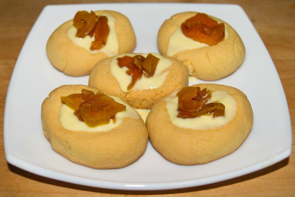 Пирожные из кукурузной муки по-колумбийски