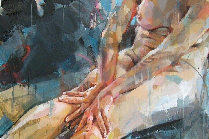 Vilcollet Pascal. Современный художник из Франции 5