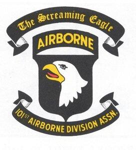 Символ 101 авиадесантной дивизии США