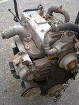 Двигатель PERKINS Sycow (Англичанин / 4 цилиндра)