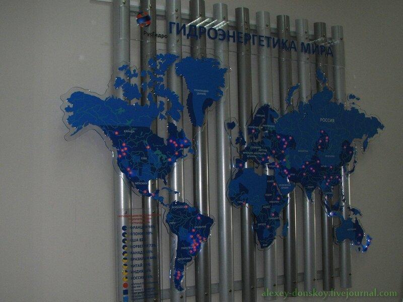 Мировая гидроэнергетика