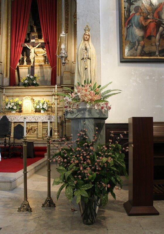 Синтра. Церковь Святого Мартина  (Igreja Paroquial De São Martinho De Sintra)