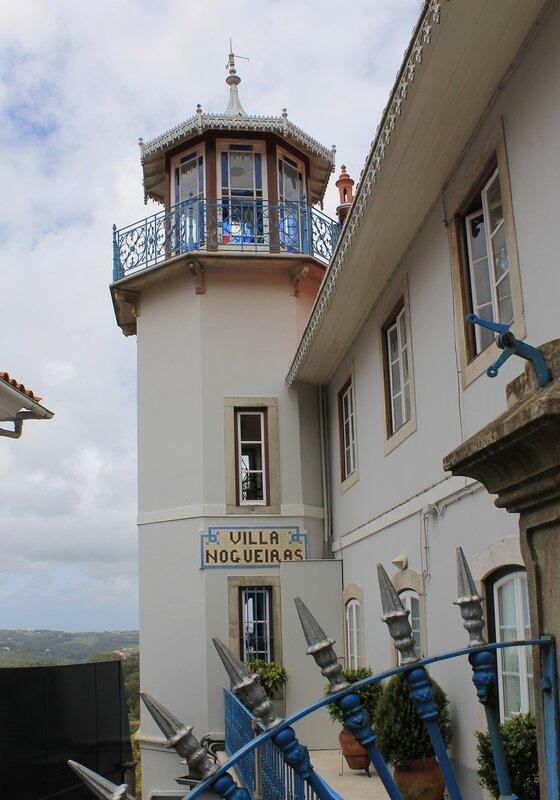 Синтра. Sintra. Villa Nogueiras