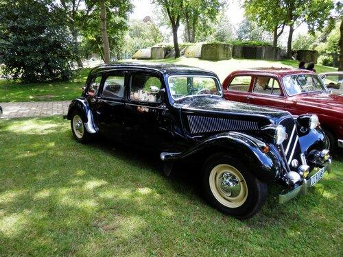 Citroen Traction Avant, выпускался с 1934 по 1957 г.г.