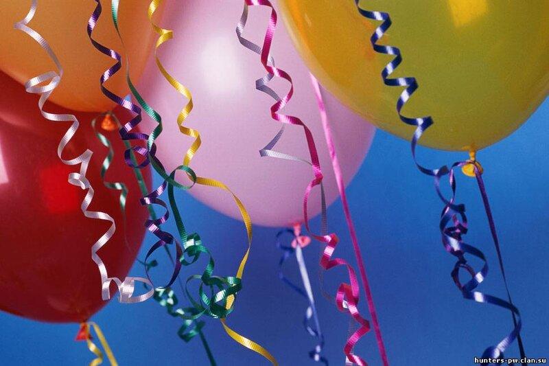День рождения - это счастливое время в жизни каждого из нас. Это