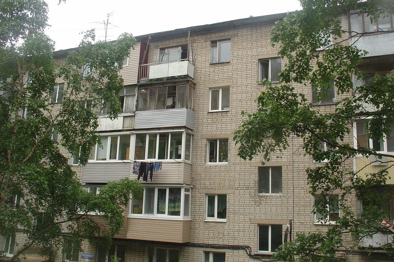 Владивосток, улица Стрельникова, 6а