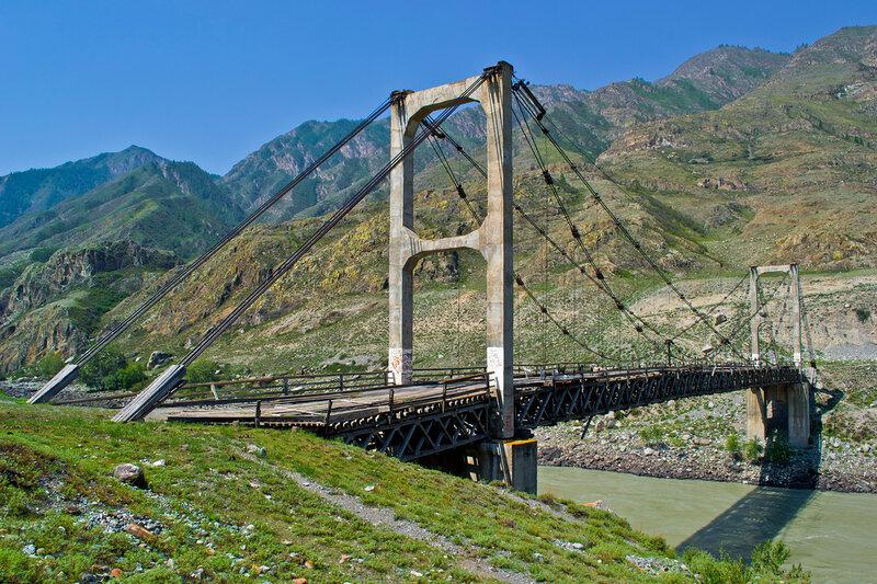 Ининский (дембельский) мост