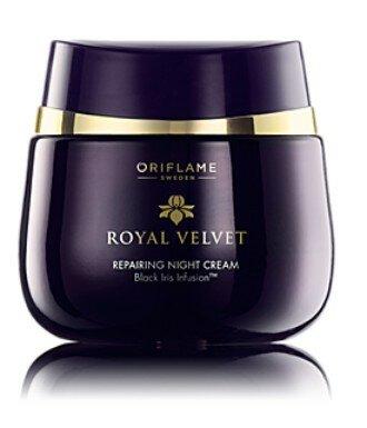 Royal Velvet Repairing Night Cream Подтягивающий ночной крем «Королевский бархат»