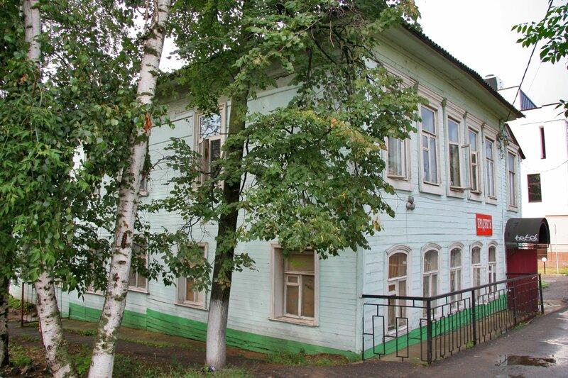 Дмитров, Деревянный дом на Почтовой улице