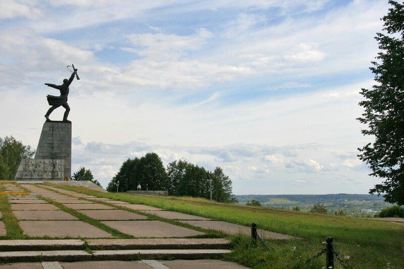 """Мемориал """"Перемиловская высота"""""""