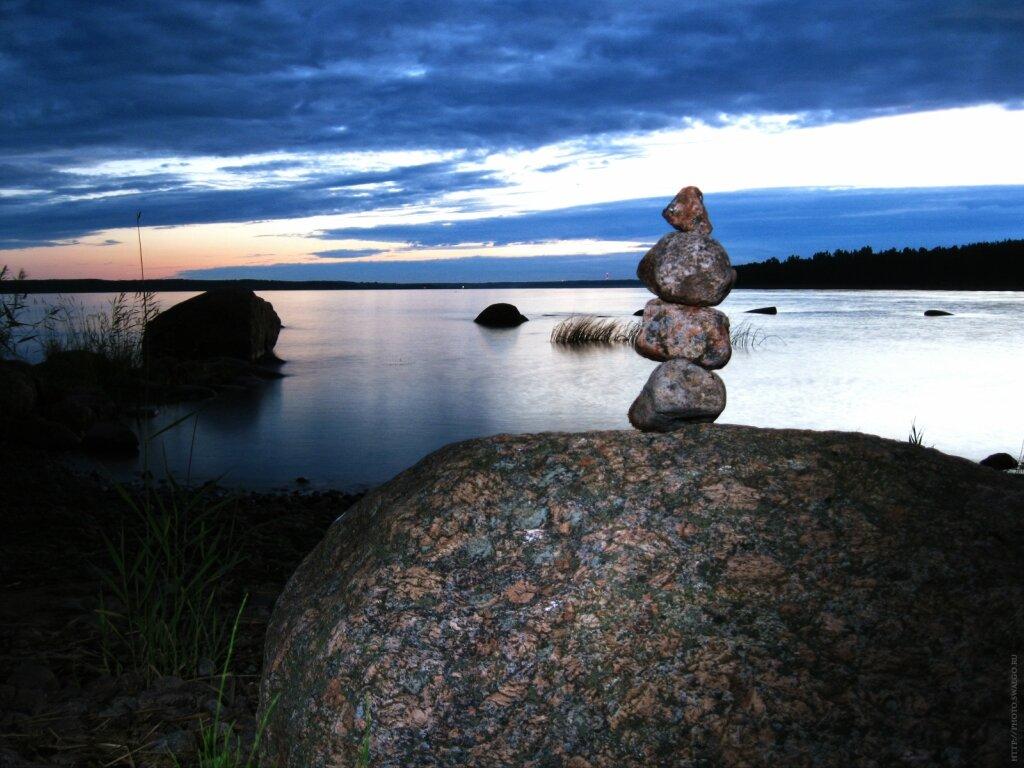 Финский залив. Лето 2012