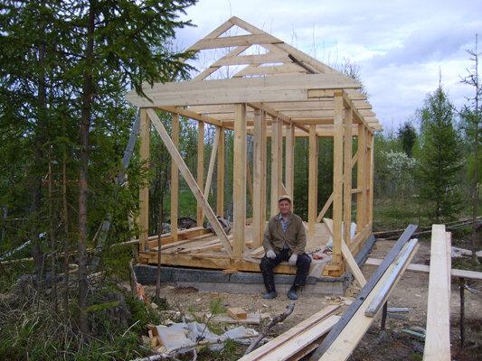 как построить дом своими руками из керамзитных блоков