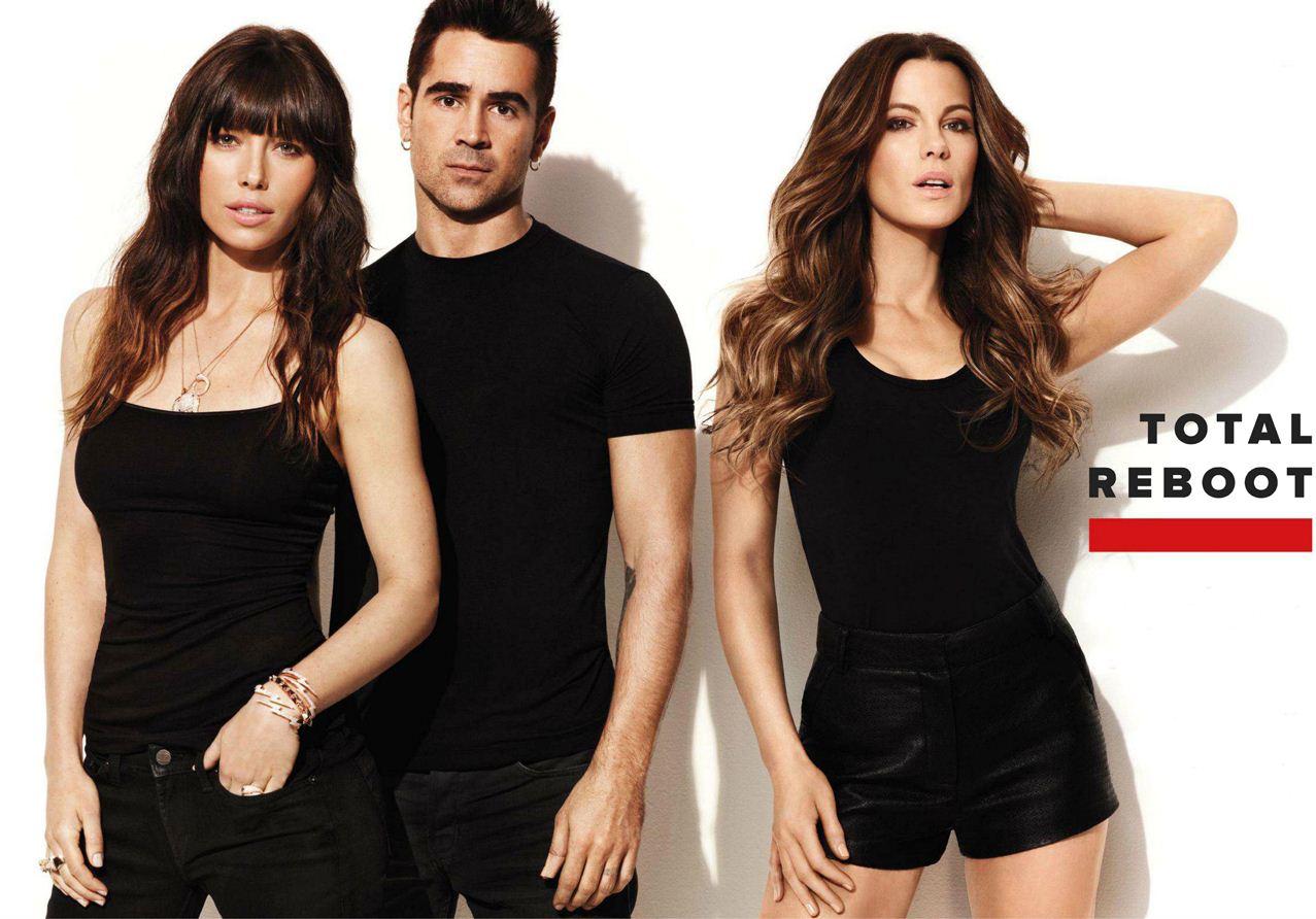 новый -Вспомнить все- в журнале Maxim, июль 2012 - Колин Фаррелл, Кейт Бекинсейл, Джессика Бил