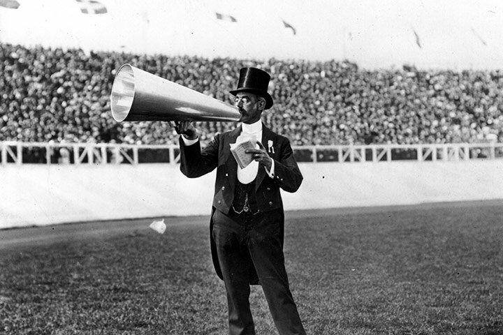 Фо�о Олимпий�ки� иг� в Лондоне 1908 1948 и 2012 годов