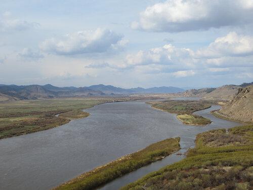 Река Селенга (фото: Александр Колотов)
