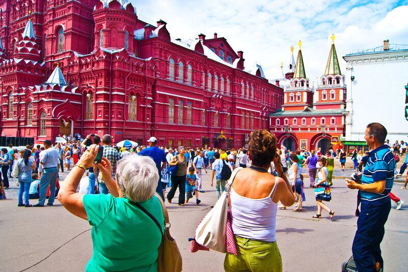 Фототур на Красной