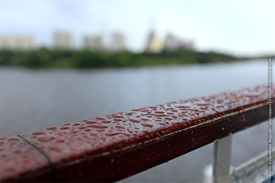 планширь после дождя