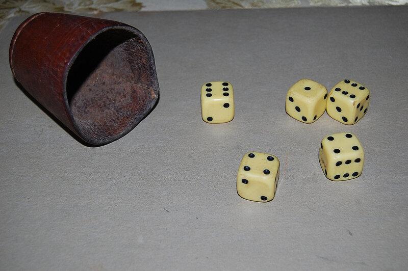 Азартную Игру Кости