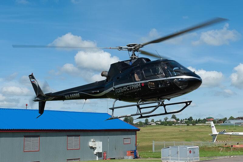 Eurocopter AS 350B2 Ecureuil (RA-04099) DSC_2012
