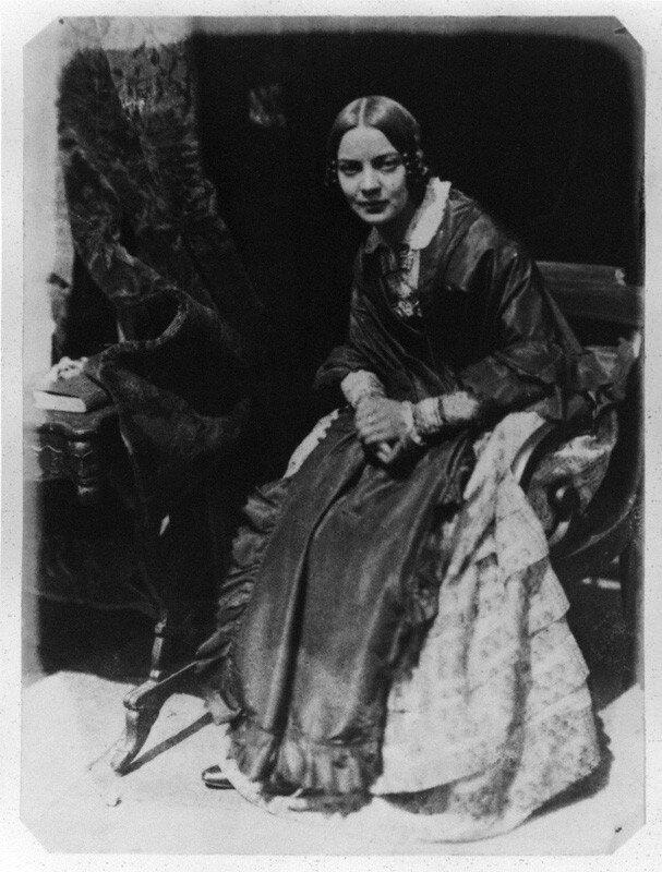 NPG P6(129); Matilda Smith (nÈe Rigby)