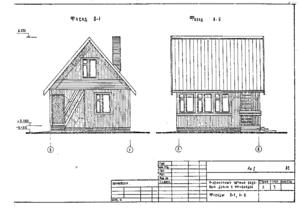 hexenhaus gartenhaus bausatz holz. Black Bedroom Furniture Sets. Home Design Ideas