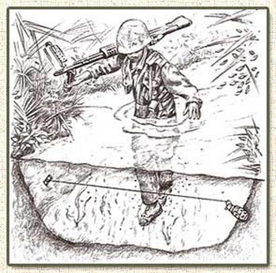 0 7ab1c 14380782 orig Тоннели и ловушки вьетнамских партизан