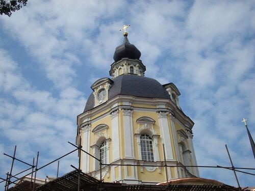 Церковь Спаса Нерукотворного Образа в Вороново