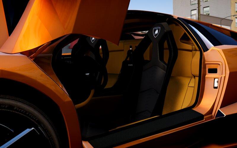 Lamborghini Reventon 2008 - 风灵 - 灌水楼台
