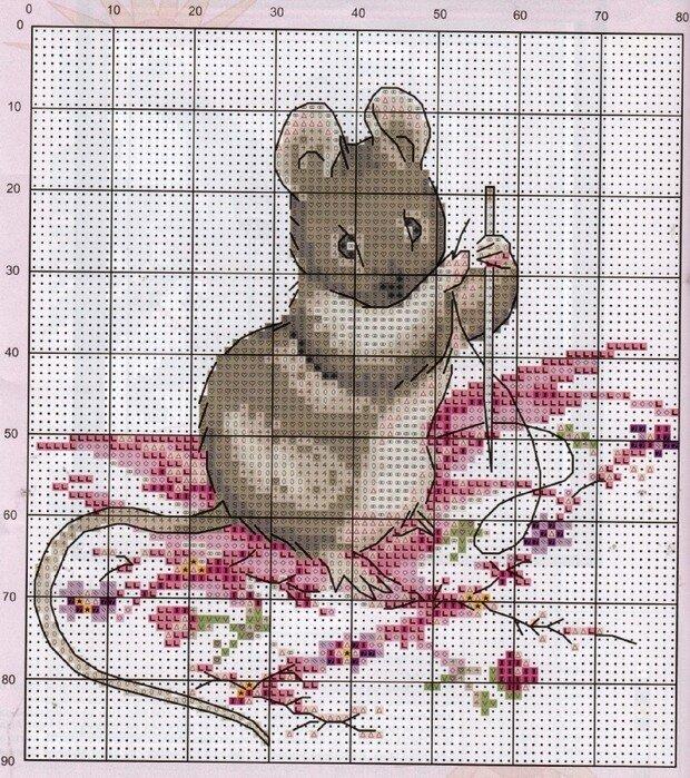 Схемы мышки.