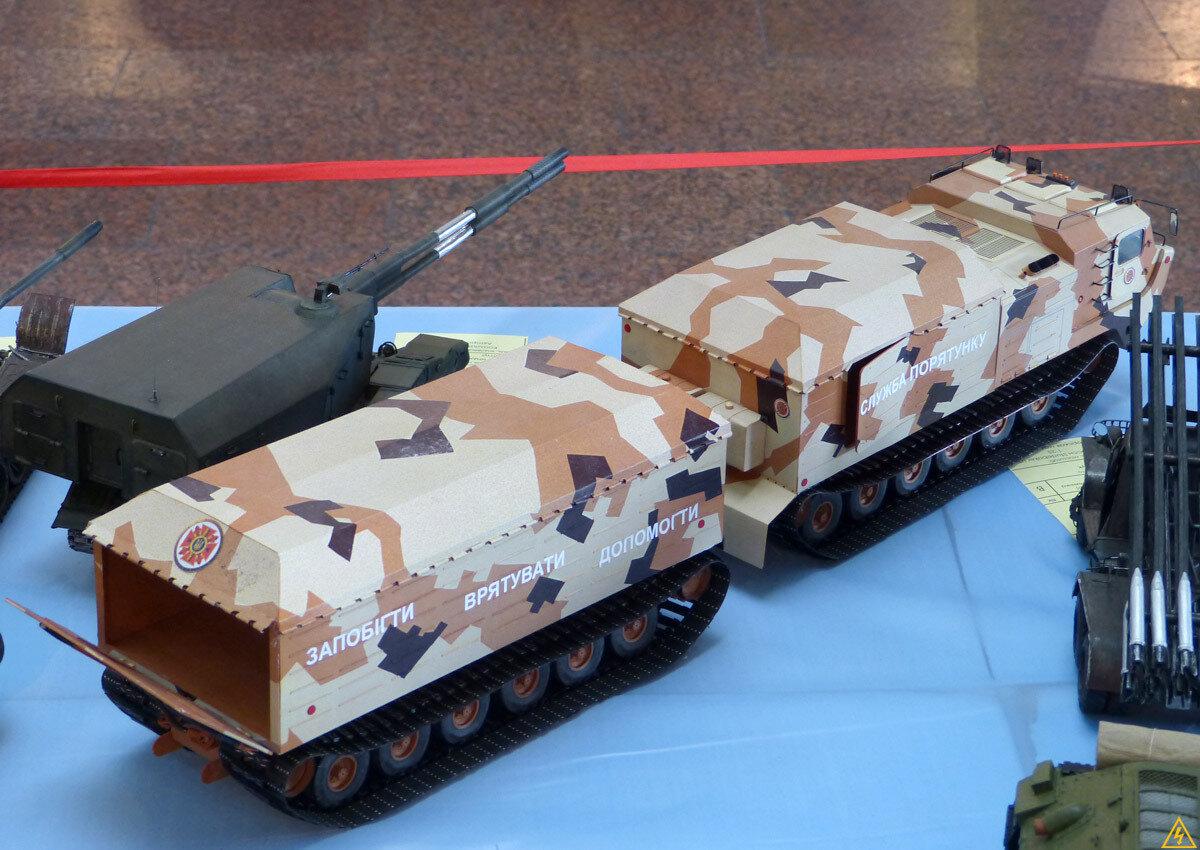Виставка моделізму «Kyiv Scale Models Fest 2015»