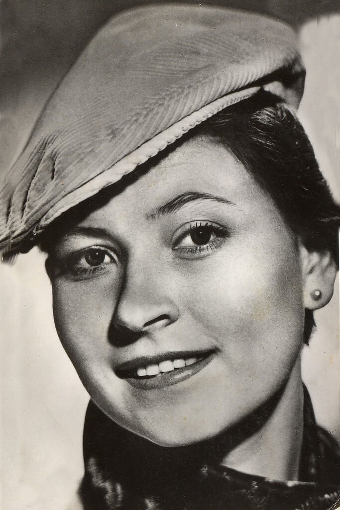 Людмила Макарова актер