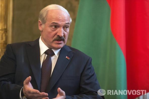 Лукашенко даст интервью журналистам китайских СМИ