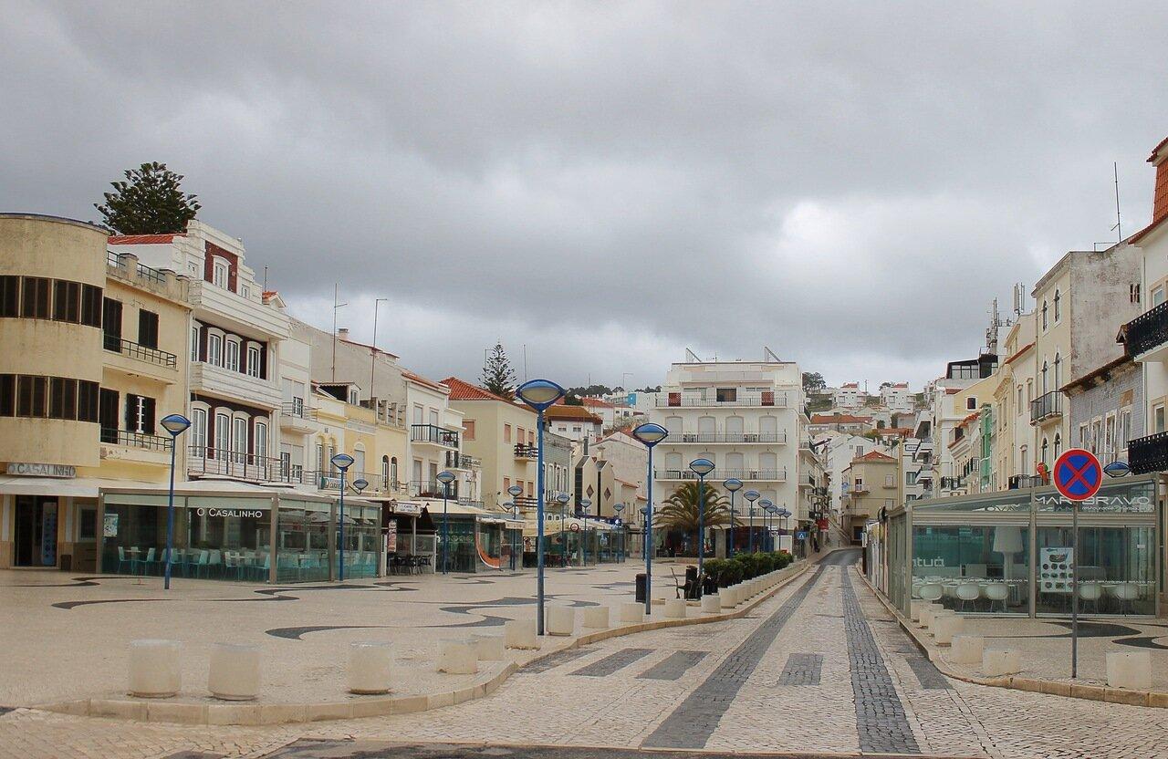 Portugal, Nazare. Portugal, Nazare