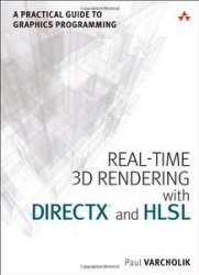 Книга Real-Time 3D Rendering with DirectX and HLSL: A Practical Guide to Graphics Programming